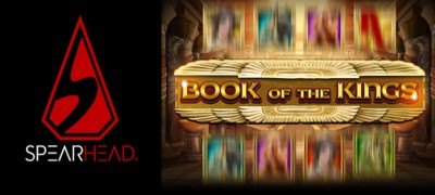 Spearhead Studios представляет слот Book of the Kings