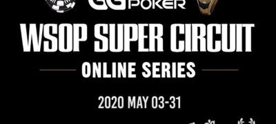 WSOP Super Circuit от GGPoker