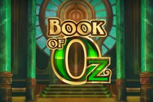 слот Book Of Oz