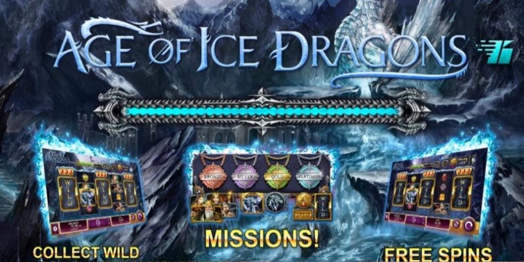 слот Age of Ice Dragons