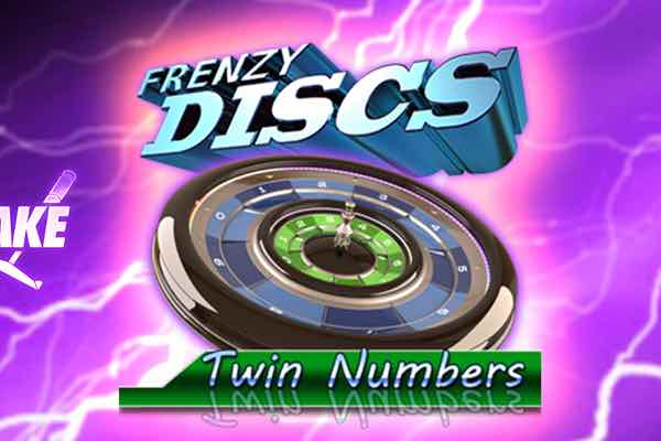 слот Frenzy Discs: Twin Numbers