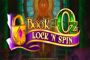 слот Book of Oz: Lock and Spin