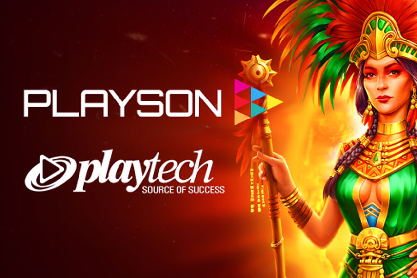 playson and playtech