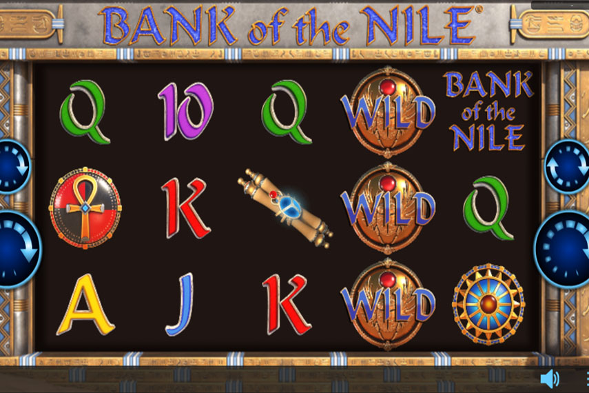 слот Bank of the Nile