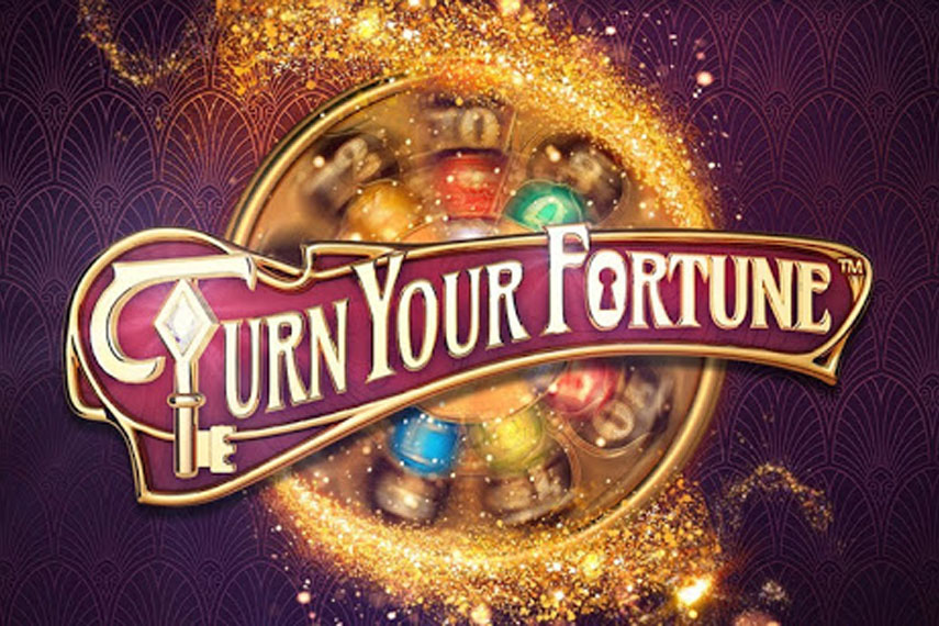 игровйо автомат turn your fortune
