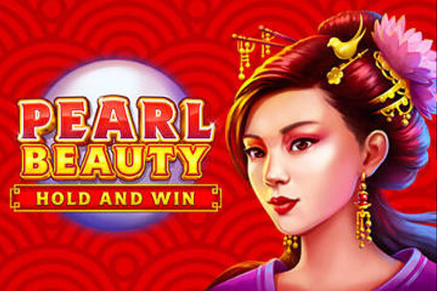 слот Pearl Beauty: Hold and Win