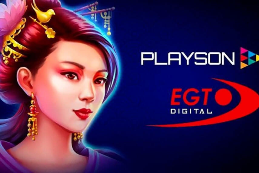 Playson and EGT Digital