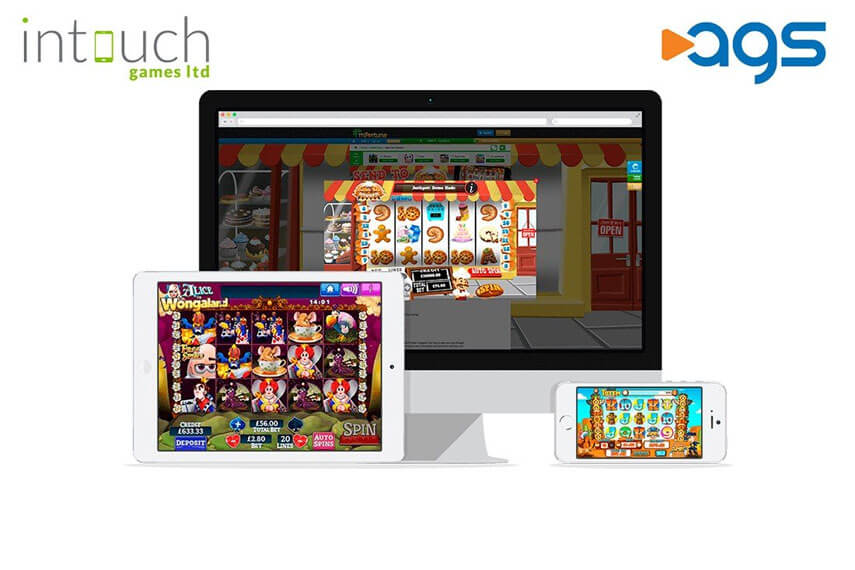 AGS и Intouch Games