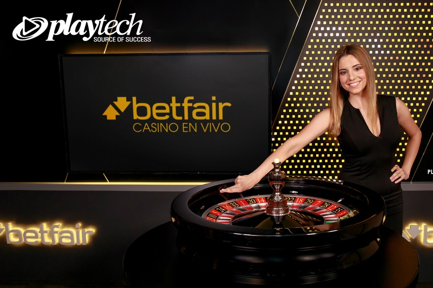 Live Roulette от Playtech
