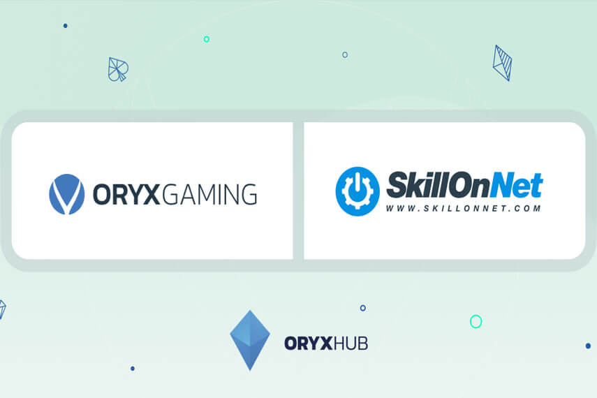 Oryx Gaming и SkillOnNet