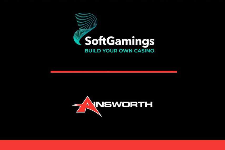 Ainsworth Game Technology и SoftGaming