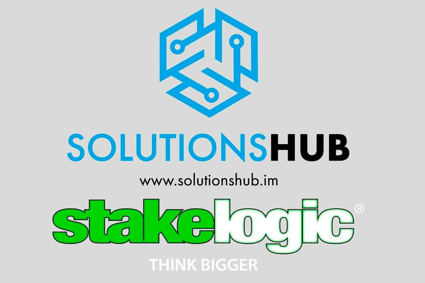 Stakelogic и SolutionsHub партнеры