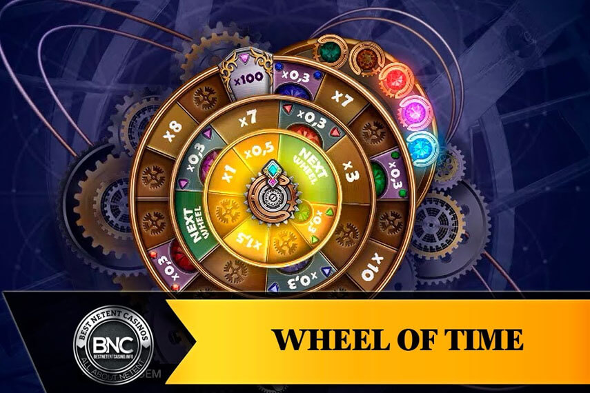 Wheel Of Time слот