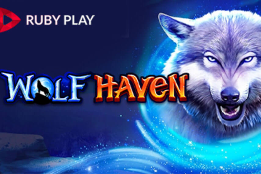 слот Wolf Haven