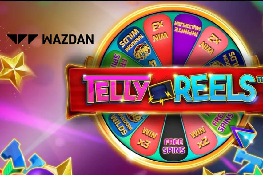 Слот Telly Reels