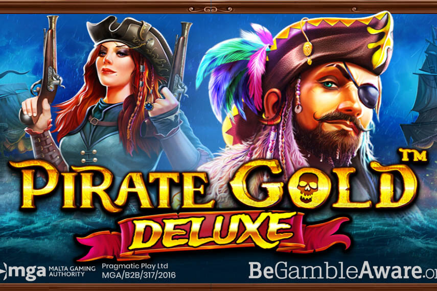 слот Pirate Gold Deluxe