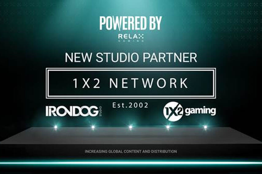 Relax Gaming и 1X2 Network.