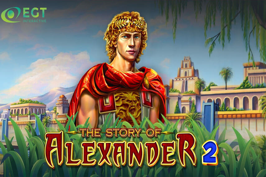 слот The Story of Alexander 2