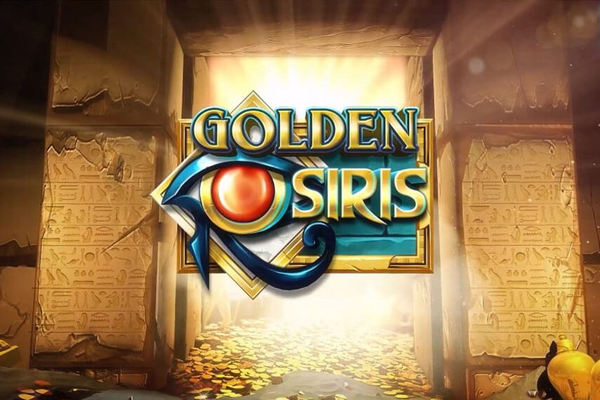 Слот Golden Osiris