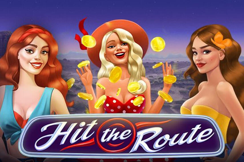 слот Hit The Route