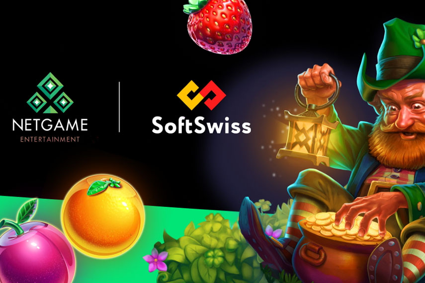 NetGame Entertainment и SoftSwiss.