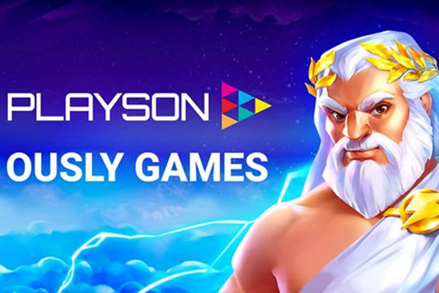 Playson и Ously Games.