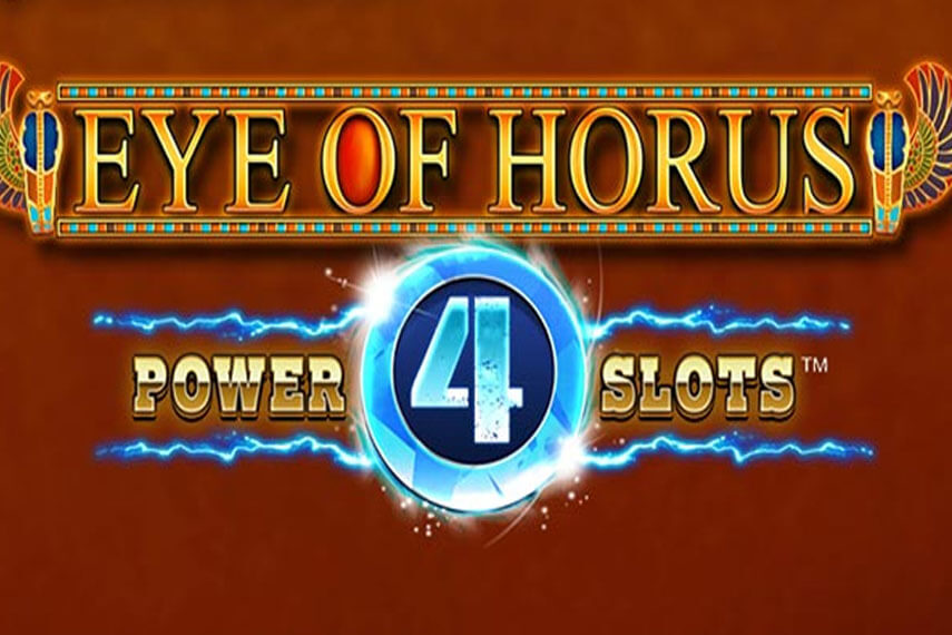 Слот Eye of Horus Power 4