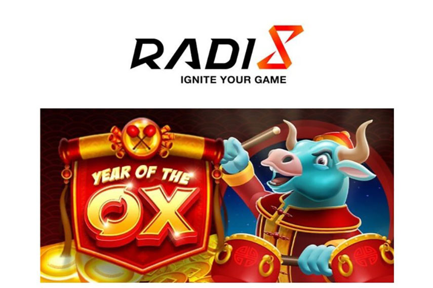 Слот Year Of The Ox от Radi8.