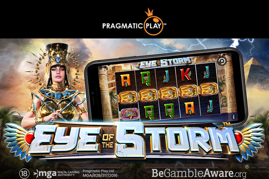 Слот Eye of the Storm.