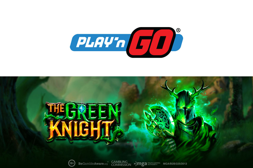 слот The Green Knight.