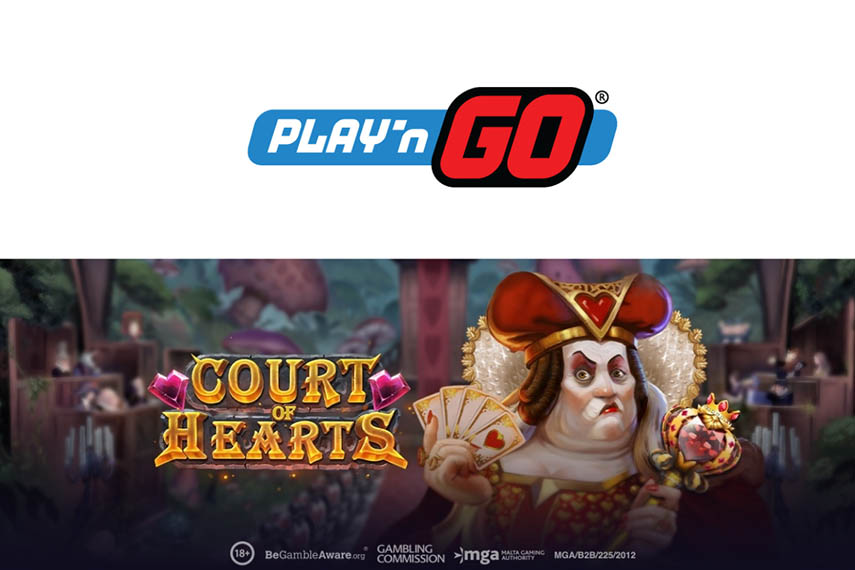 слот Court of Hearts.