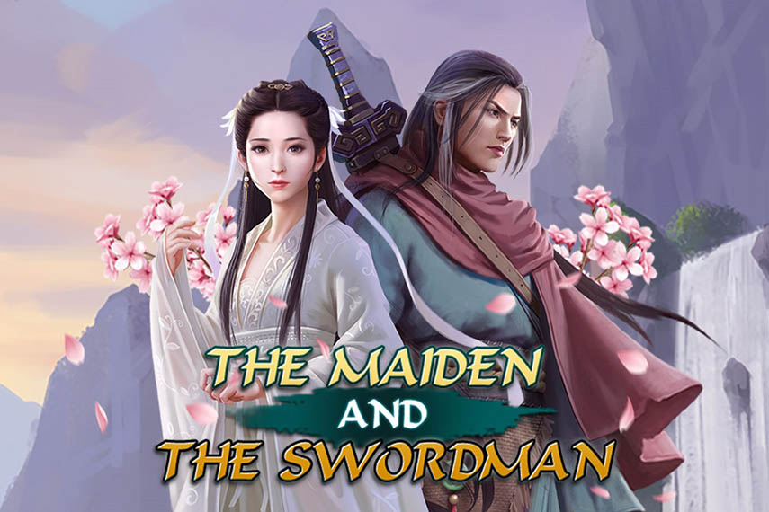 слот The Maiden & The Swordman.