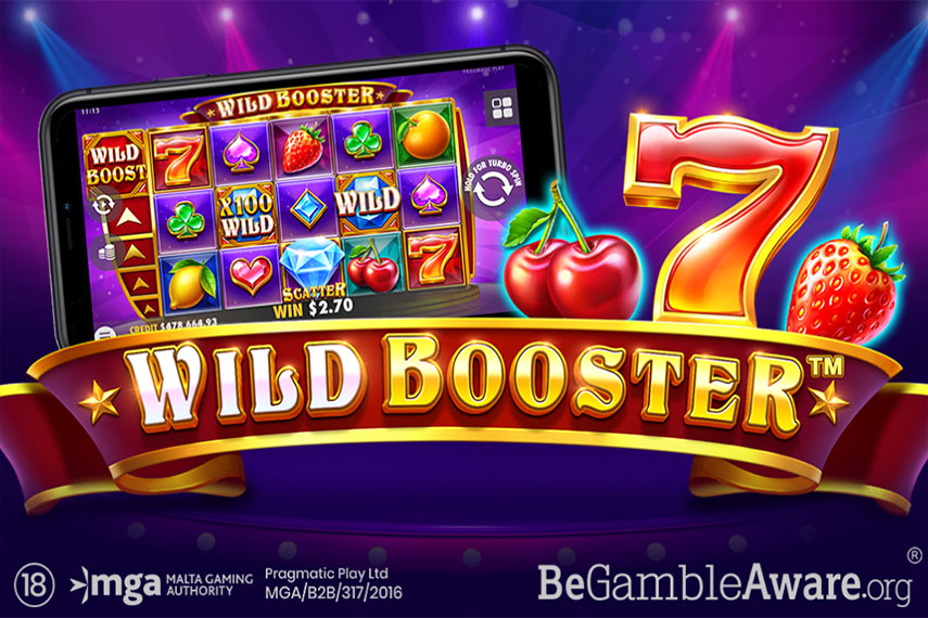 слот Wild Booster.