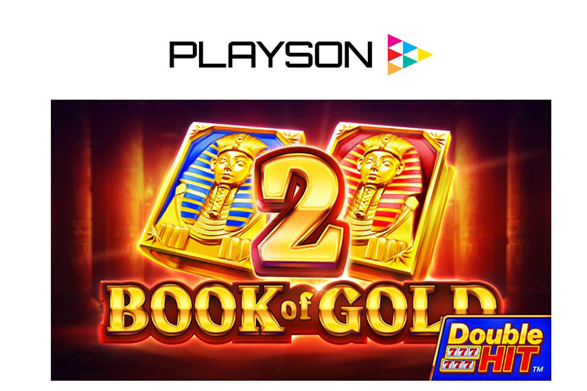 слот Book of Gold 2: Double Hit.