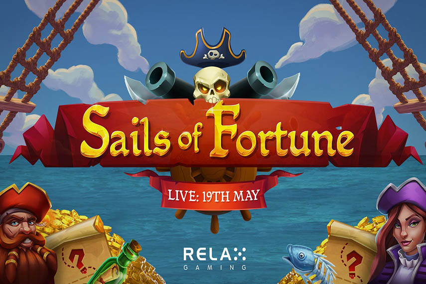 слот Sails of Fortune.