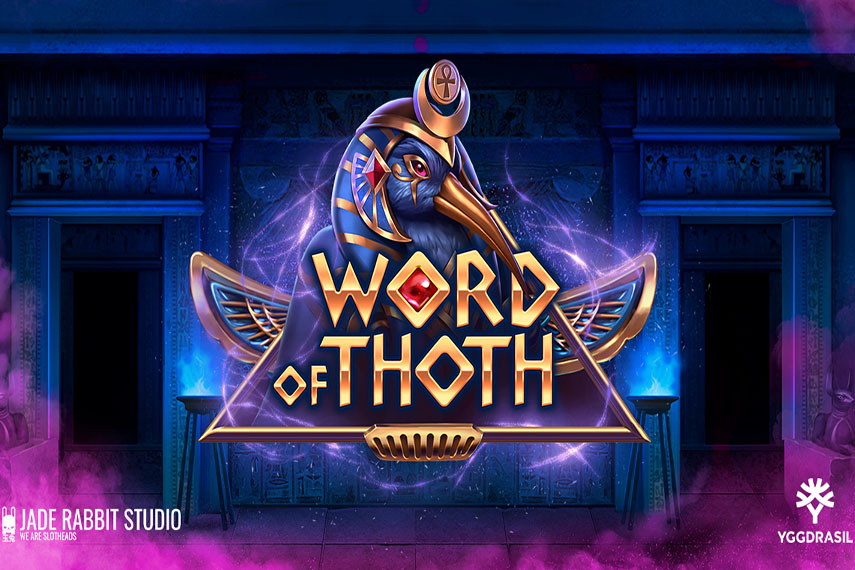 слот Word of Thoth.