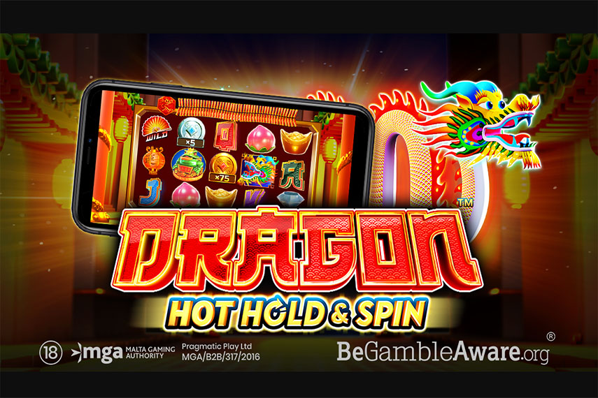 слот Dragon Hot Hold and Spin.