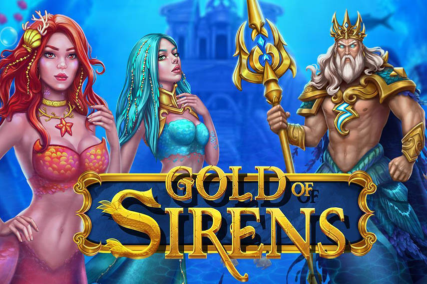 слот Gold of Sirens.