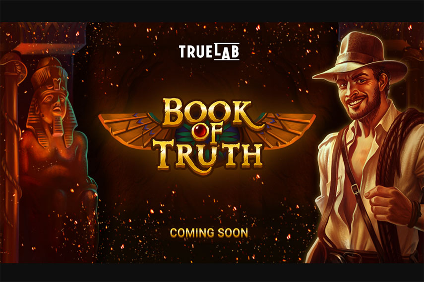 слот Book of Truth.