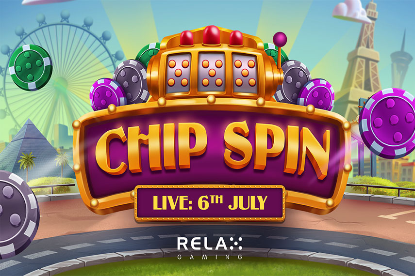 слот Chip Spin.