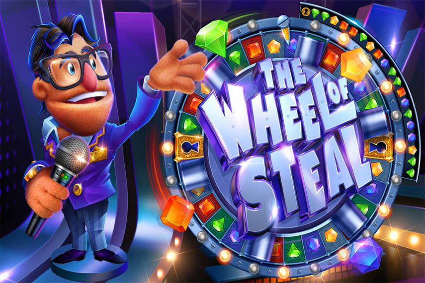 игра The Wheel of Steal.