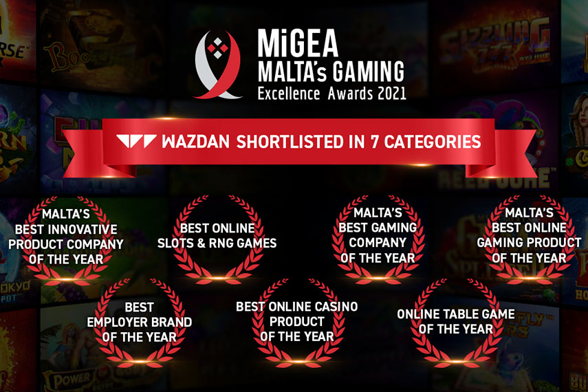 Malta iGaming Excellence Awards.