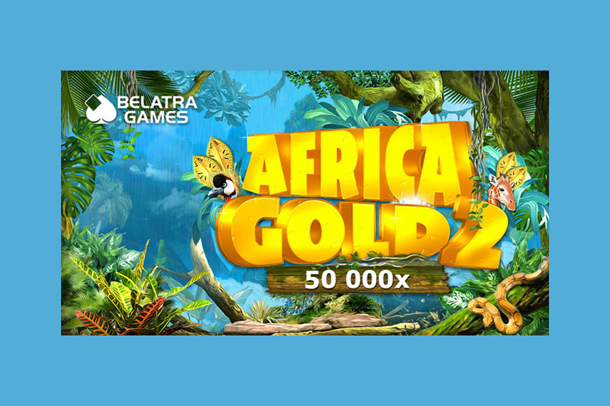 слот Africa Gold 2.