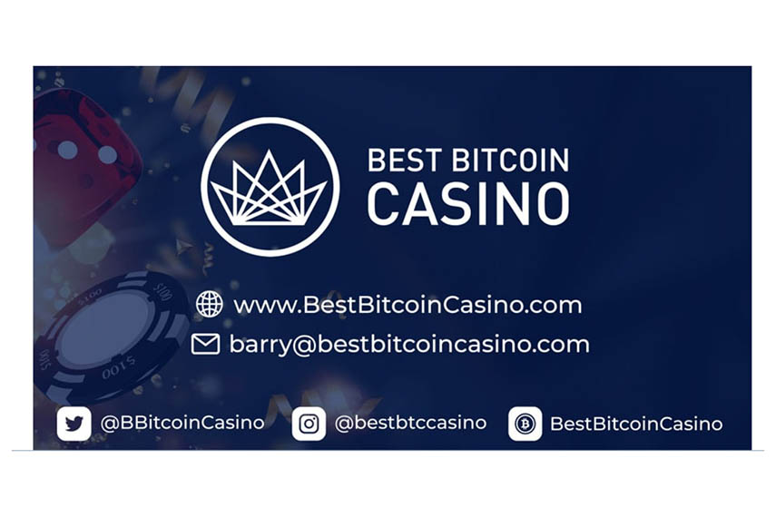 Rated as Best Bitcoin Casino.