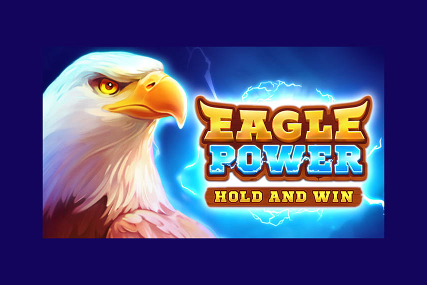 слот Eagle Power: Hold and Win.